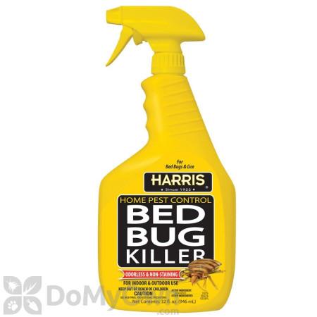Harris Home Pest Control Bed Bug Killer RTU