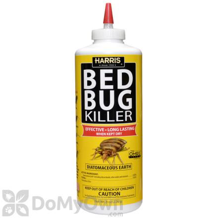 Harris Home Pest Control Bed Bug Killer Powder