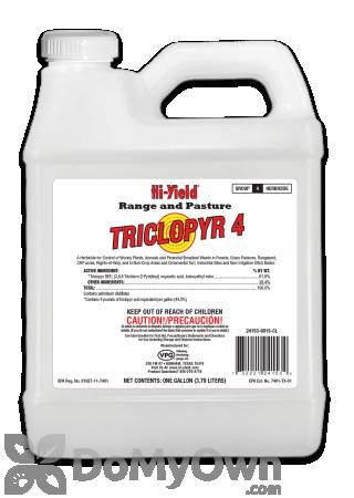 Hi-Yield Range and Pasture Triclopyr 4 Gallon