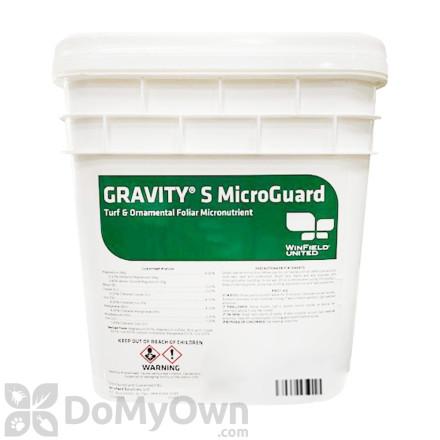 Gravity S Micro Guard Turf and Ornamental Foliar Micronutrients