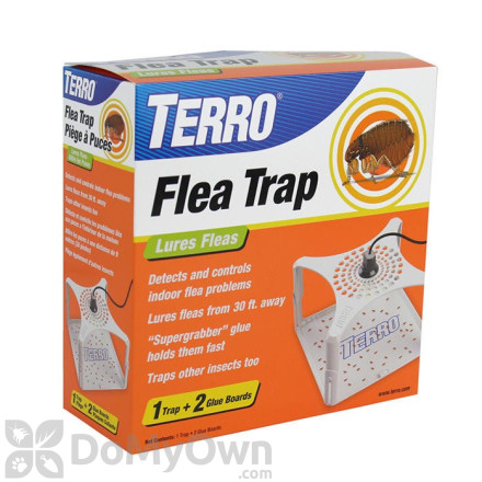 Terro Refillable Flea Trap