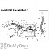 B&G Electric Cord 110V Replacement (Part 2314)