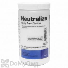 Neutralize Spray Tank Cleaner Dry