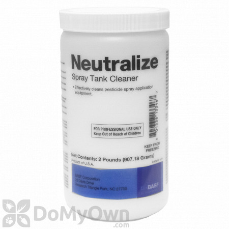 Neutralize Spray Tank Cleaner Dry