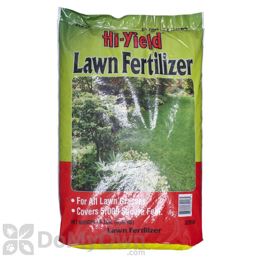 Hi Yield Lawn Fertilizer 15 0 10