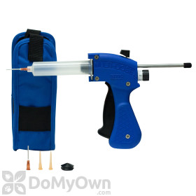B&G Multi-Dose Bait Gun Deluxe with Holster Model 3000
