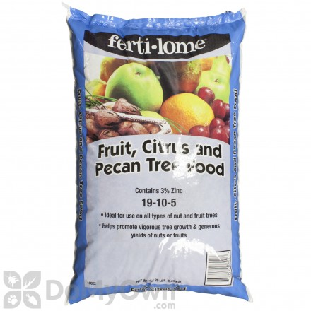 Ferti-Lome Fruit, Citrus and Pecan Tree Food 19-10-5 20 lbs.