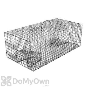 Tomahawk Sparrow Live Trap with 2 Trap Doors - Model 501