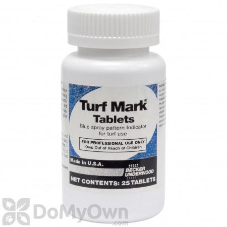 Turf Mark Blue Tablets