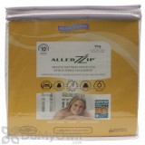 Protect-A-Bed AllerZip Smooth Mattress Encasement - King 9 in.