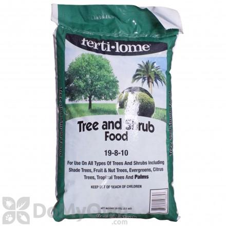 Ferti-lome Tree and Shrub Food 19-8-10 20 lbs.