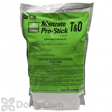 Manzate Pro-Stick T and O Fungicide