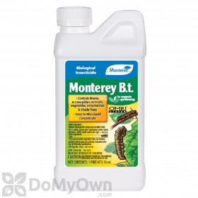 Monterey B.t. Insecticide