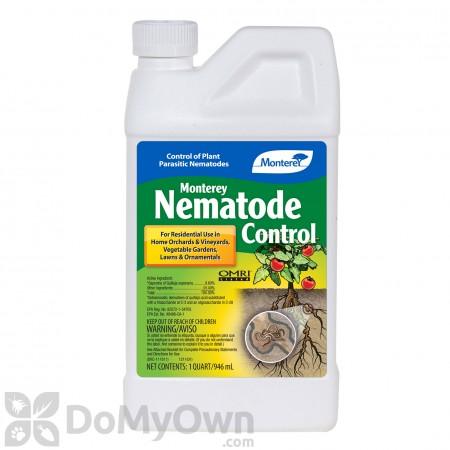 Monterey Nematode Control