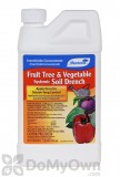Monterey Fruit Tree & Vegetable Systemic Soil Drench CASE (12 quarts)