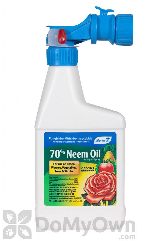 Monterey 70 Neem Oil Rts