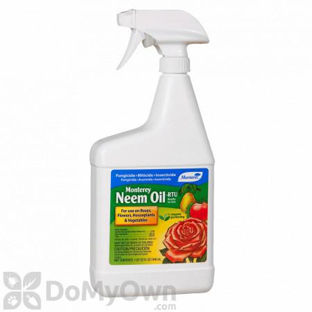 Monterey Neem Oil RTU