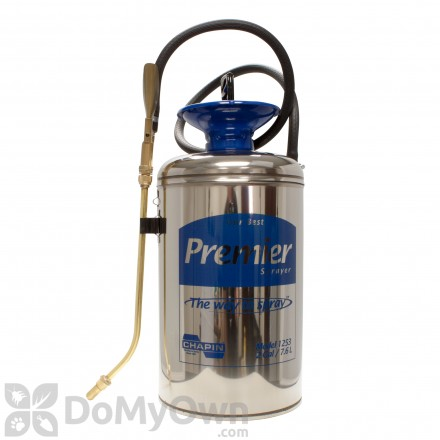 Chapin Stainless Steel Sprayer 2 Gal. (#1253)