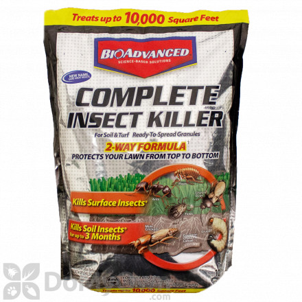 Bio Advanced Complete Insect Killer For Soil & Turf