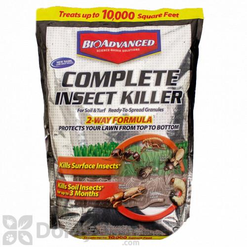 Bayer Advanced Complete Insect Killer For Soil Turf Granules