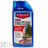 Bio Advanced 3 In 1 Insect Disease & Mite Control Concentrate CASE (8 quarts)