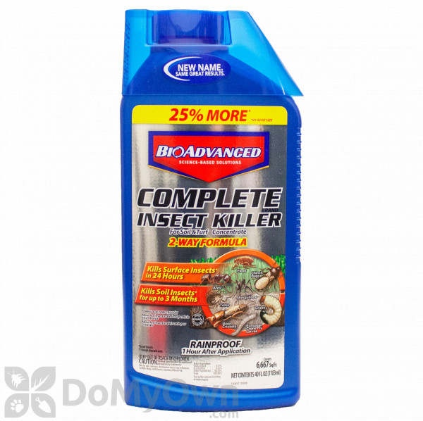 Bayer Advanced Complete Insect Killer For Soil Turf Concentrate