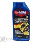 Bayer Advanced Carpenter Ant & Termite Killer Plus Concentrate - CASE (8 quarts)
