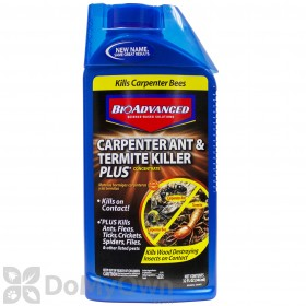 Bio Advanced Carpenter Ant & Termite Killer Plus Concentrate