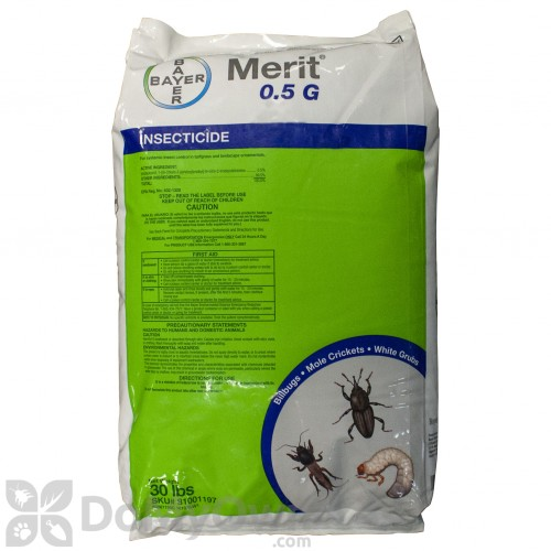 Merit 0 5 G Granular Insecticide For Grub Control Free
