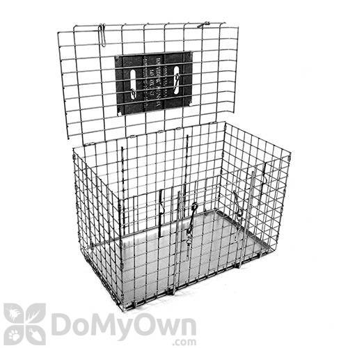 tomahawk top opening carrying cage - tlt301