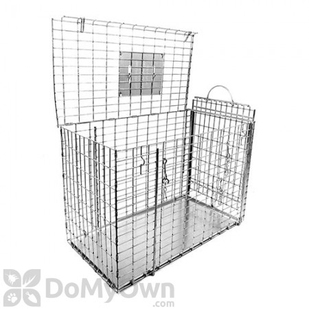 Tomahawk 307DD Double Door Cage for Small Dogs