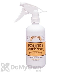Rooster Booster Poultry Wound Spray