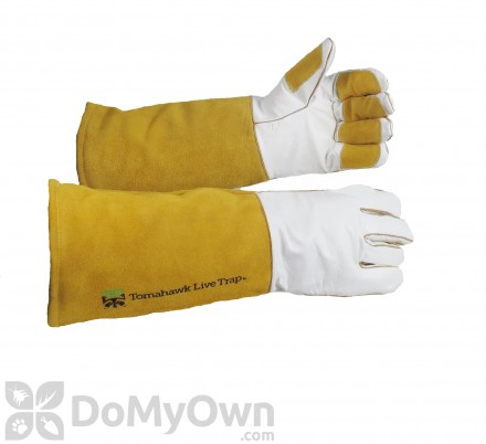 "Tomahawk BGD 18"" Bite Guard Deluxe Animal Handling Gloves"