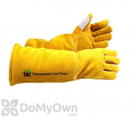 "Tomahawk BGL 18"" Bite Guard Long Animal Handling Gloves"