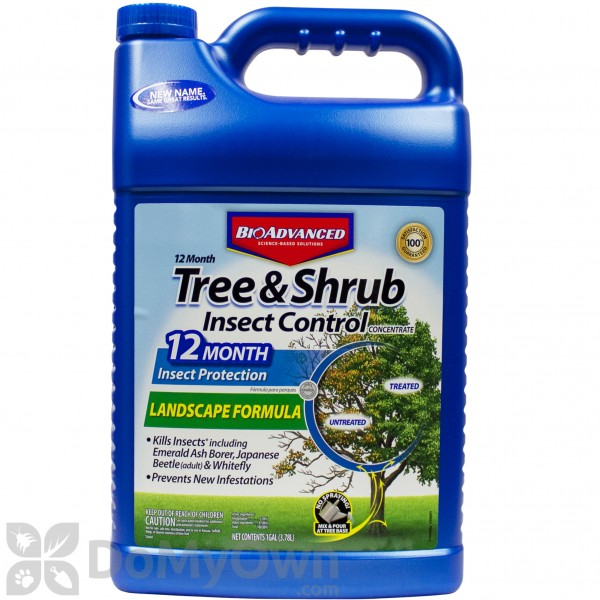 Bayer Advanced 12 Month Tree & Shrub Insect Control