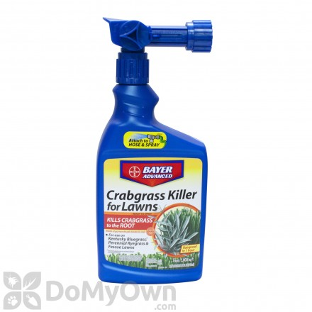 Bayer Advanced Crabgrass Killer for Lawns RTS
