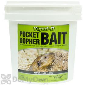Kaput - D Pocket Gopher Bait