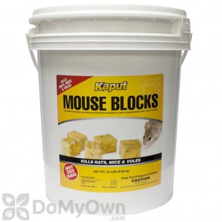 Kaput Mouse Blocks - 22 lbs