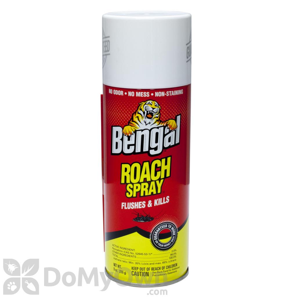 Bengal Roach Spray | Permethrin Roach Control - Free Shipping