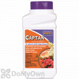 Bonide Captan Fungicide CASE (12 x 8 oz. bottles)