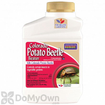 Bonide Colorado Potato Beetle Beater Concentrate