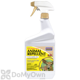 Bonide Hot Pepper Wax Animal Repellent RTU