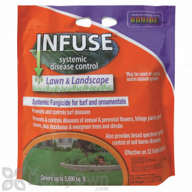 Bonide INFUSE Lawn & Landscape Fungicide Granules