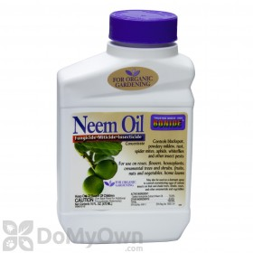 Can Bonide Neem Oil Concentrate and Miracle Gro be mixed