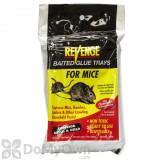 Revenge Baited Glue Trays for Mice