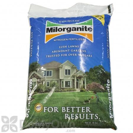 Milorganite Fertilizer 6 - 4 - 0