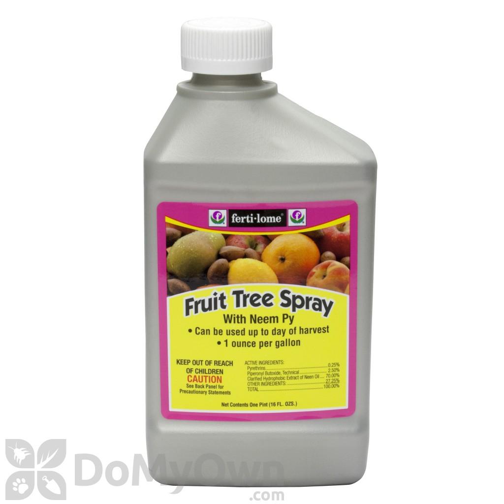 Ferti Lome Fruit Tree Spray With Neem Py