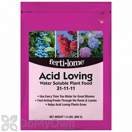 Ferti-Lome Acid Loving Water Soluble Plant Food 31-11-11