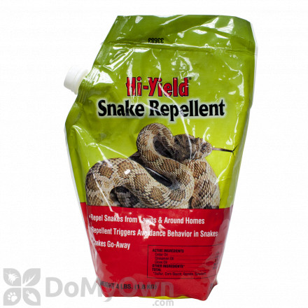 Hi-Yield Snake Repellent