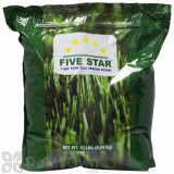 5 Star Fescue Grass Seed Blend - CASE (10 x 5 lb bags)